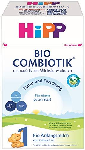 Pack de 4 boîtes de Lait de Croissance Hipp Combiotic
