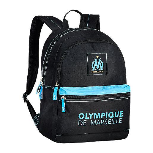Sac à dos Olympique de Marseille (OM) ou Paris Saint-Germain (PSG) - 2 compartiments