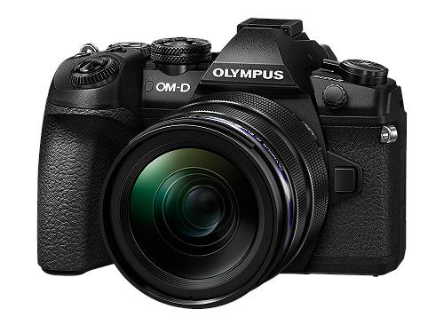 Kit Appareil photo hybride Olympus OM-D EM-1 mkII + Objectif 12-40 f/2.8 Pro