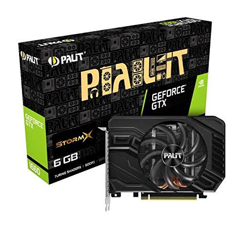 Carte graphique Palit GeForce GTX 1660 StormX - 6 Go