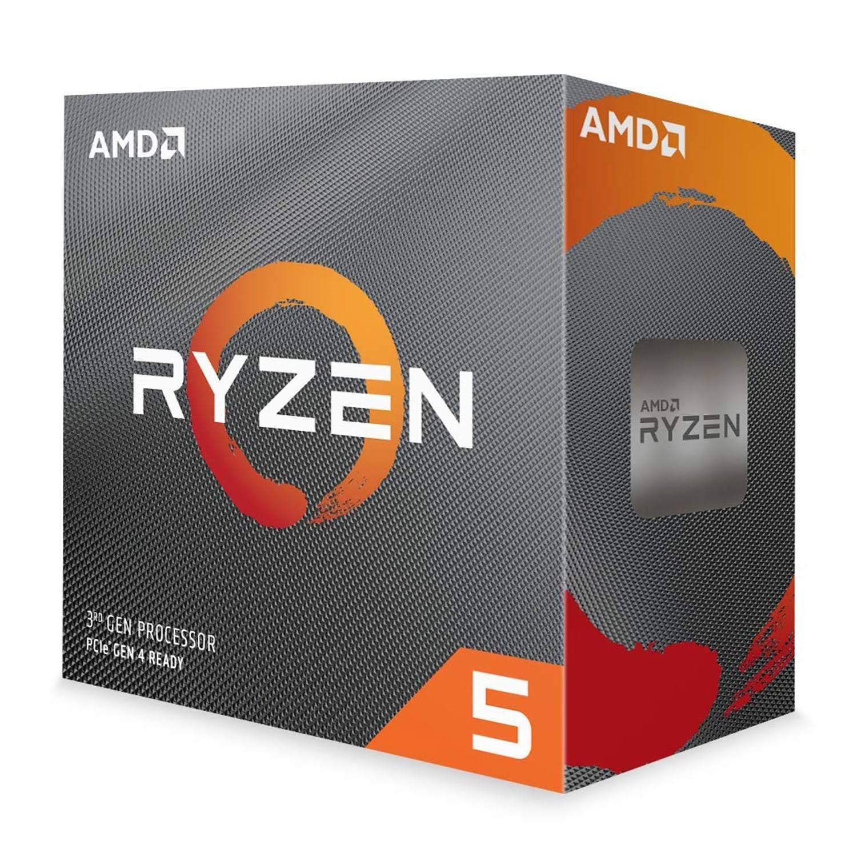 Processeur AMD Ryzen 5 3600 - Socket AM4 (Vendeur Darty)