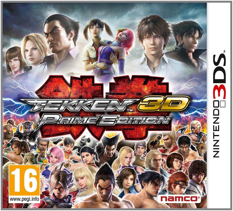 Tekken 3D - Prime Edition sur 3DS