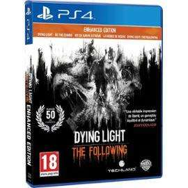 [Précommande] Dying Light : The Following - Enhanced Edition sur PS4 - Dématérialisé à 39.99€ et version boîte (VF)