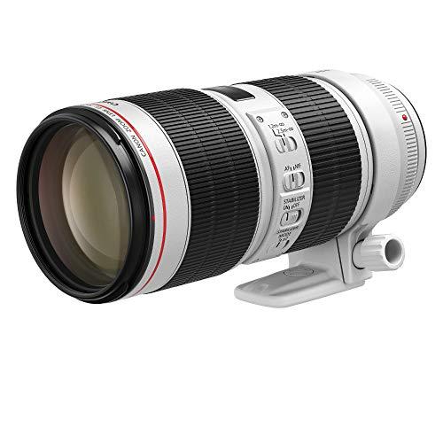Objectif photo télézoom Canon EF 70-200mm f2.8 L IS III USM (via ODR de 200€)