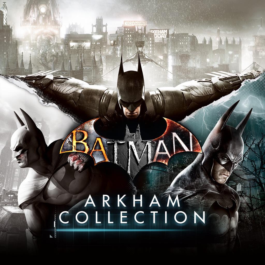 Sélection de jeux PC en promotion - Ex : Batman: Arkham Collection (Dématérialisé - Steam)