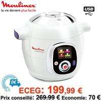 Multicuiseur Moulinex Cookeo CE7021