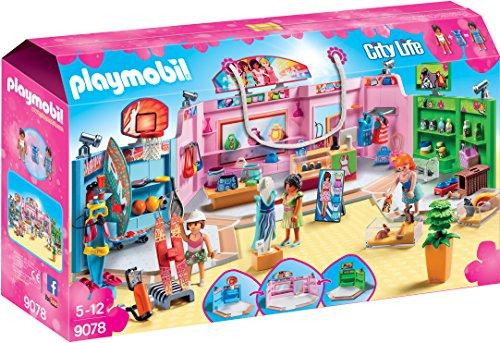 Jouet Playmobil City Life Galerie marchande (9078)