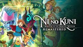 Ni No Kuni : La Vengeance de la Sorcière Céleste Remastered sur PC (Dématérialisé - Steam)