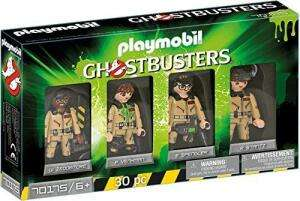 Pack Playmobil Edition Collector Ghostbusters (70175) - Le Mans (72)