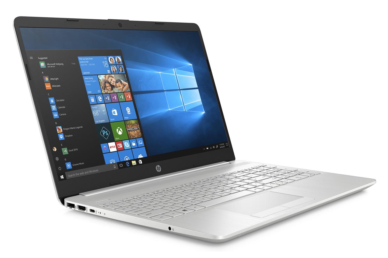 "PC portable 15.6"" HP 15-dw2032nf - 8Go - i3-1005G1, 8 Go de RAM, HDD 1 To + SSD 256 Go, Windows 10"
