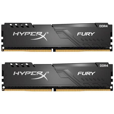 Kit Mémoire DDR4 HyperX Fury 16 Go (2x8) - 3200 MHz, CL16