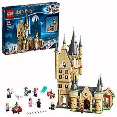 Jeu de construction Lego Harry Potter : La tour d'astronomie n°75969