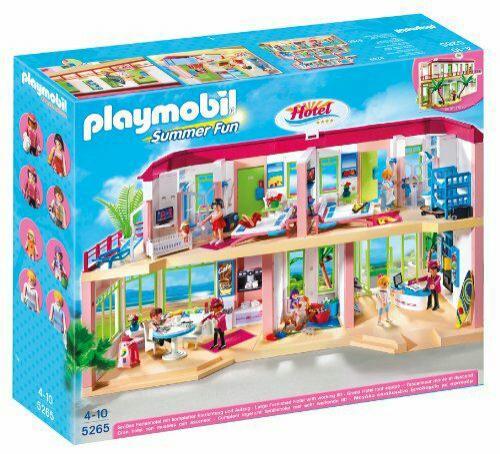 Jeu de Construction Playmobil 5265 - Grand Hôtel