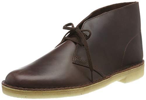 Paire de chaussures Clarks Desert Boots Chestnut - Taille au choix