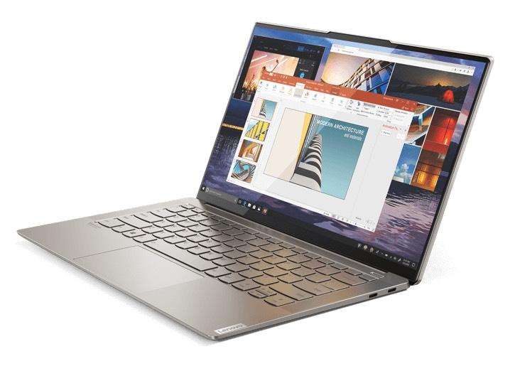 "PC Portable 14"" Lenovo Yoga S940 (81Q8000TFR) - i7-1065G7, Windows 10 Pro, Full HD, 512Go SSD, 8Go RAM"