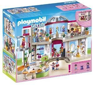 Playmobil 5485 City Life Shopping Centre / Grand Magasin Aménagé