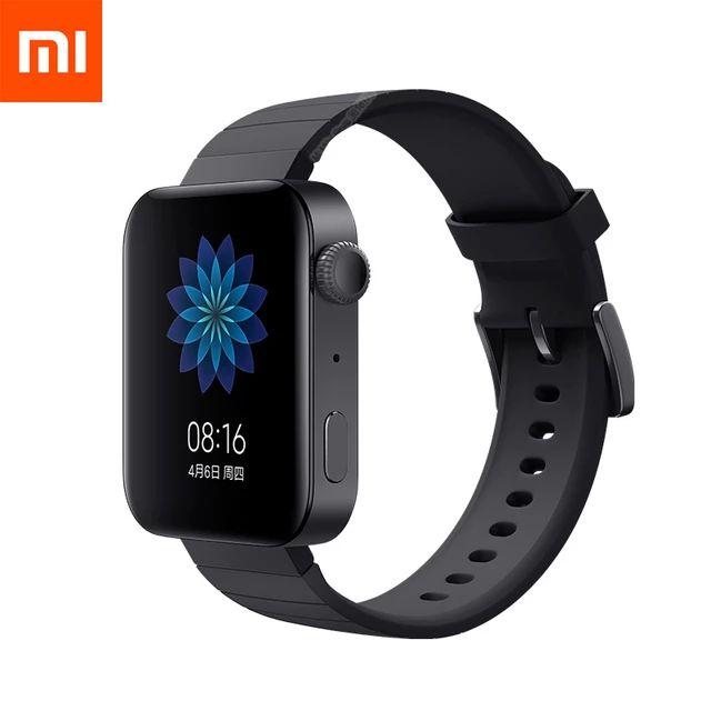 Montre connectée Xiaomi Mi Watch - Noir, NFC