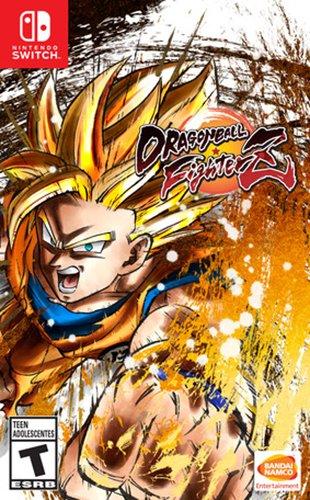 2 Jeux Dragon Ball FighterZ sur Nintendo Switch
