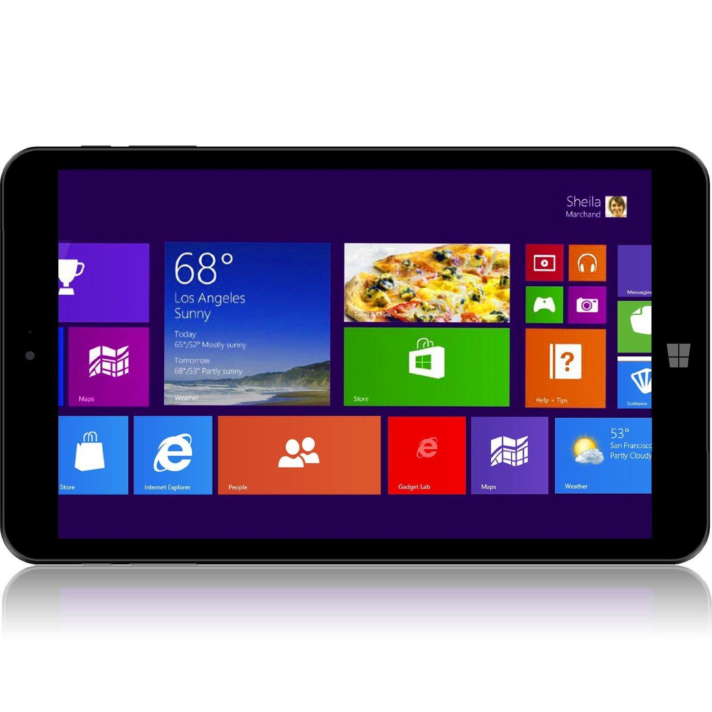 "Tablette 8"" Time2 G881A (Quad Core 1.33GHz, 1Go RAM, 32Go SSD, Windows 8.1)"