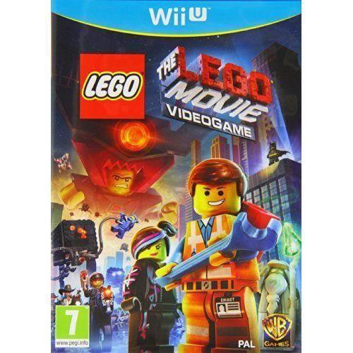 Jeu The Lego Movie Videogame sur Wii U - Jeu FR / Boitier ES (+0,70€ en SuperPoints)