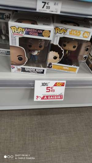 Sélection de figurines FUNKO pop à 5,49€ - Brioude (43)