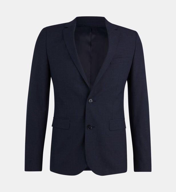 Sélection de parties de costume en promotion - Ex : Veste de costume Comptoir GL Raton Slim Micro Carreaux - Tailles 46 à 54