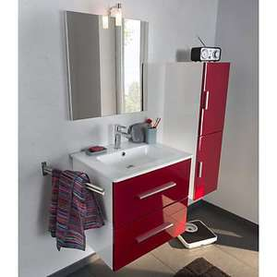 Ensemble de salle de bains Cooke & Lewis Volga - 80 cm
