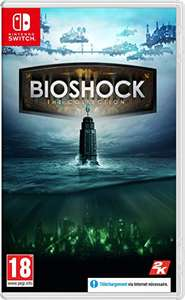 Bioshock : The Collection sur Nintendo Switch