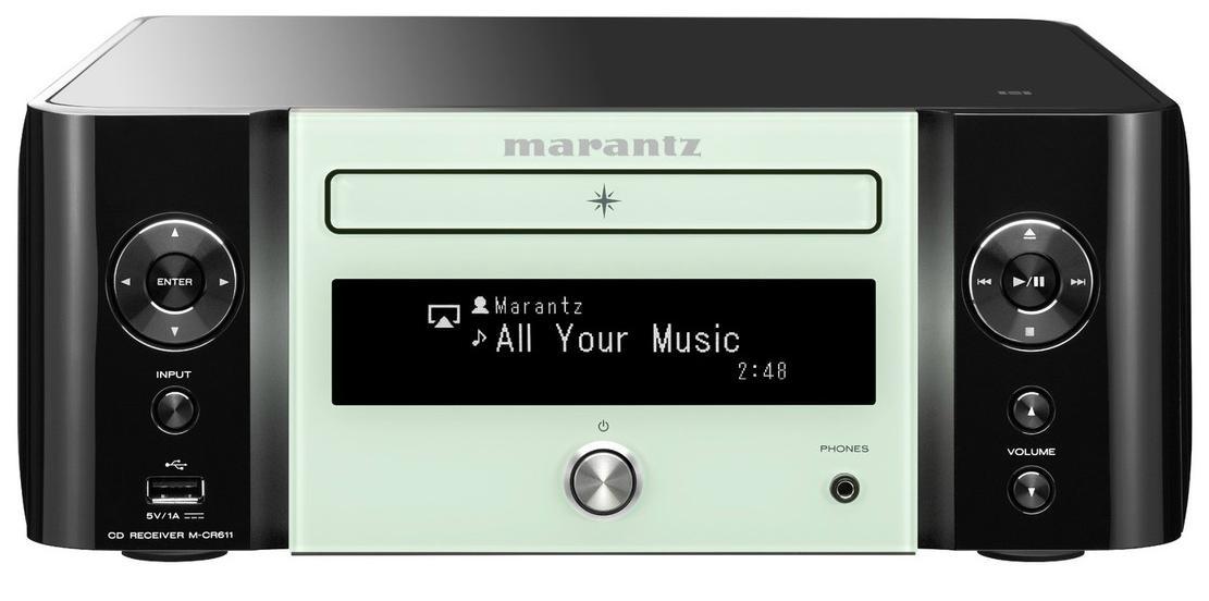 Pack Chaine Micro Marantz MCR611 + Enceinte compacte Focal ARIA 906