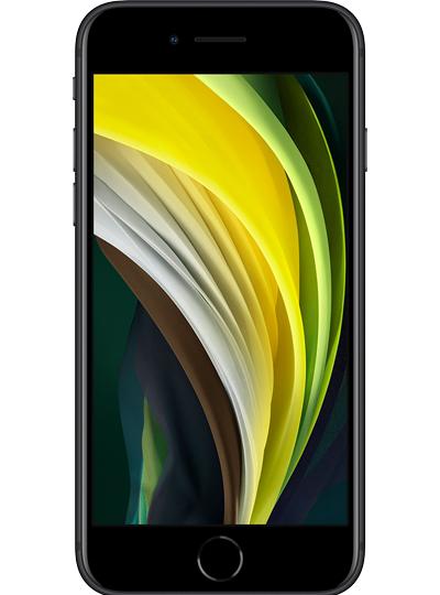 "Smartphone 4.7"" Apple iPhone SE 2020 - HD+, A13, 3 Go RAM, 64 Go (Coloris au choix)"