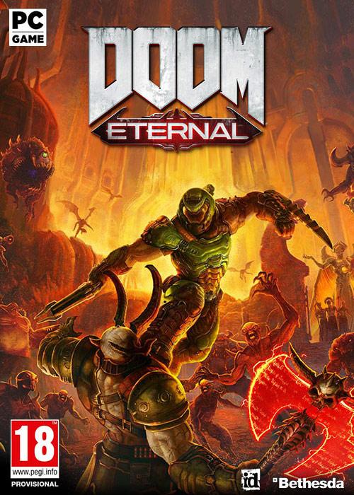 Doom Eternal sur PC (Dématérialisé - Bethesda.net)