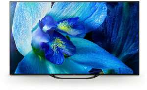 """TV OLED 65"""" Sony KD65AG8 - 4K UHD, HDR10, Dolby Vision/Atmos (Frontaliers Suisse)"""