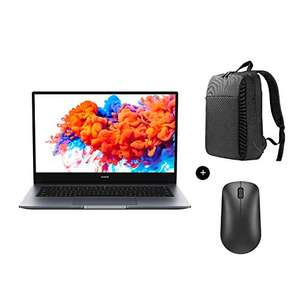 "PC Portable 14"" Honor MagicBook 14 (Full HD, Ryzen 5 3500U, RAM 8Go, SSD 256Go, Radeon Vega 8, Windows 10) + Sac à dos Backpack + Souris"
