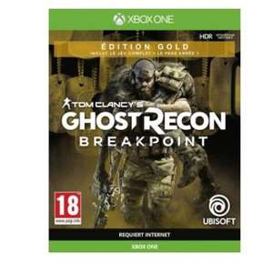 Tom Clancy's Ghost Recon Breakpoint Edition Gold sur Xbox One