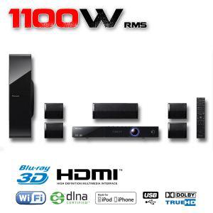 Home-cinéma 5.1 Pioneer BCS-323 Blu Ray 3D