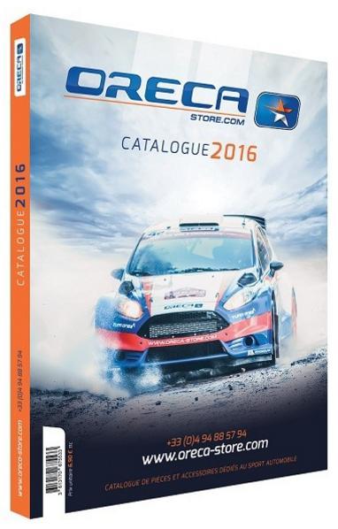 Catalogue Oreca Store 2016 gratuit (au lieu de 6,90€)