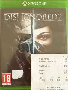 Dishonored 2 sur Xbox One - Grasse (06)