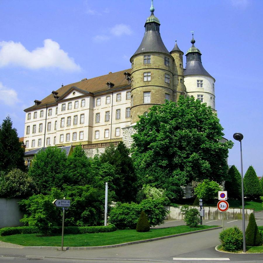 Entrée Gratuite au Musée du Château des Ducs de Wurtemberg - Montbéliard (25)