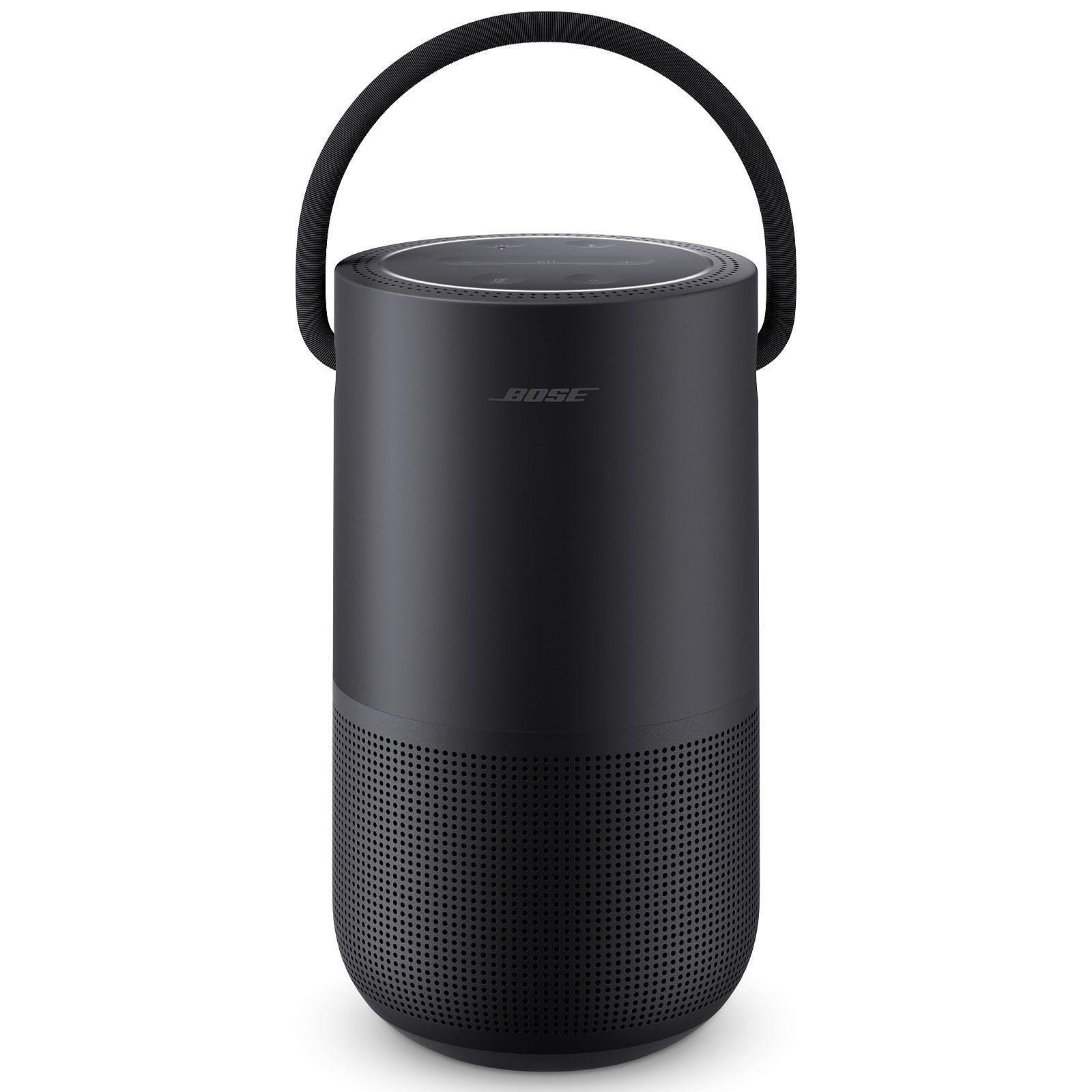 Enceinte sans-fil Bose Portable Smart Speaker