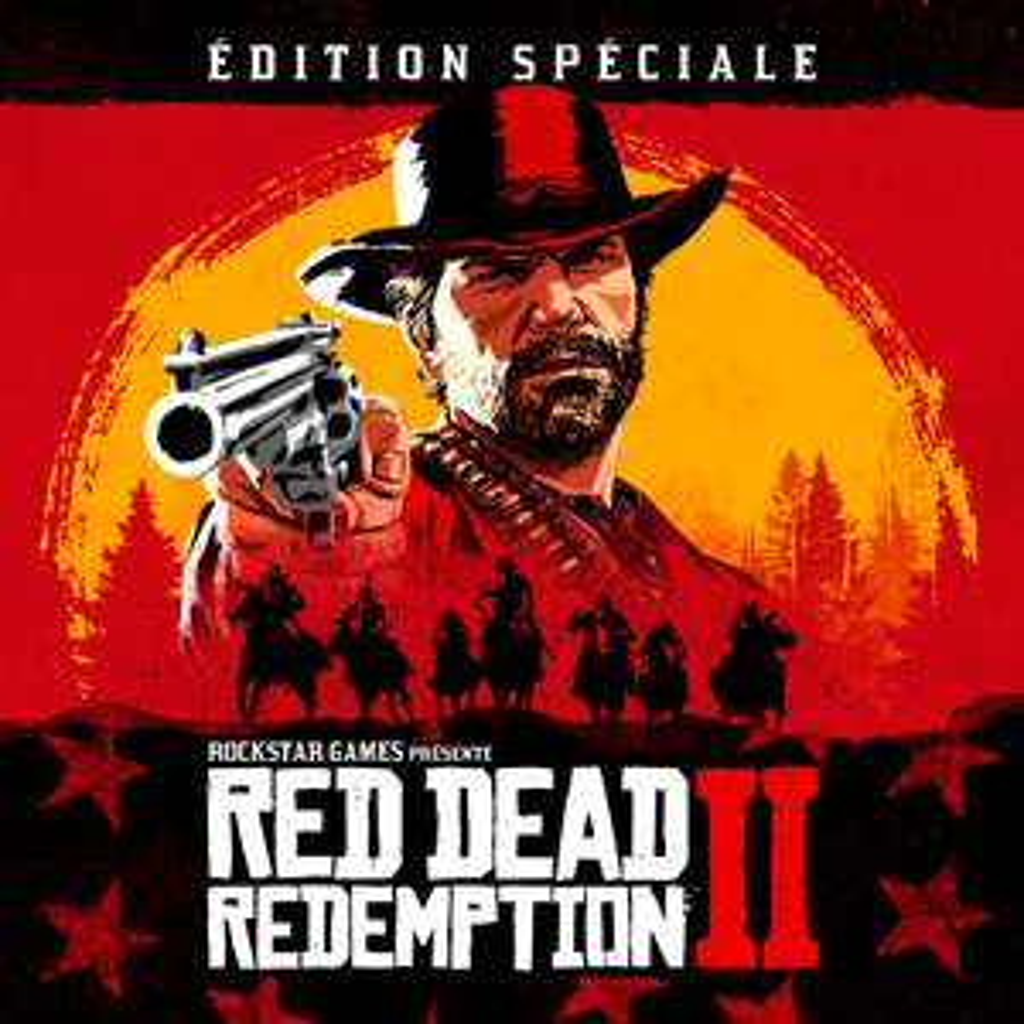 [Gold] Red Dead Redemption 2 Édition Spéciale sur Xbox One (Dématerialisé)