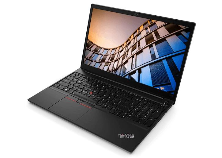 "PC Portable 15.6"" Lenovo Thinkpad E15 Gen 2 - Ryzen 4500U, Full HD IPS, Ram 8Go, SSD 256 Go, Windows 10"