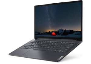 "PC Portable 14"" Yoga Slim 7 - Full HD IPS, AMD Ryzen 7 4700U, RAM 16 Go, SSD 1TO, Windows 10 Familial"