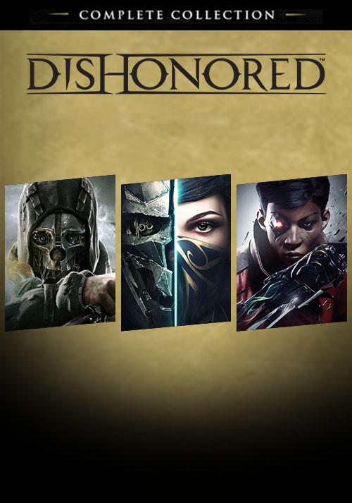 Dishonored Complete Collection sur PC (Dématérialisé - Steam)
