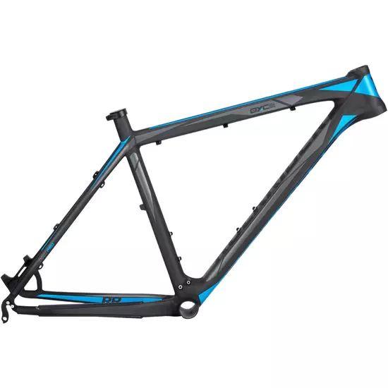 """Cadre de vélo 26"""" RockRider 8XC Pro 2013 - Carbone (Taille 19 et 21)"""