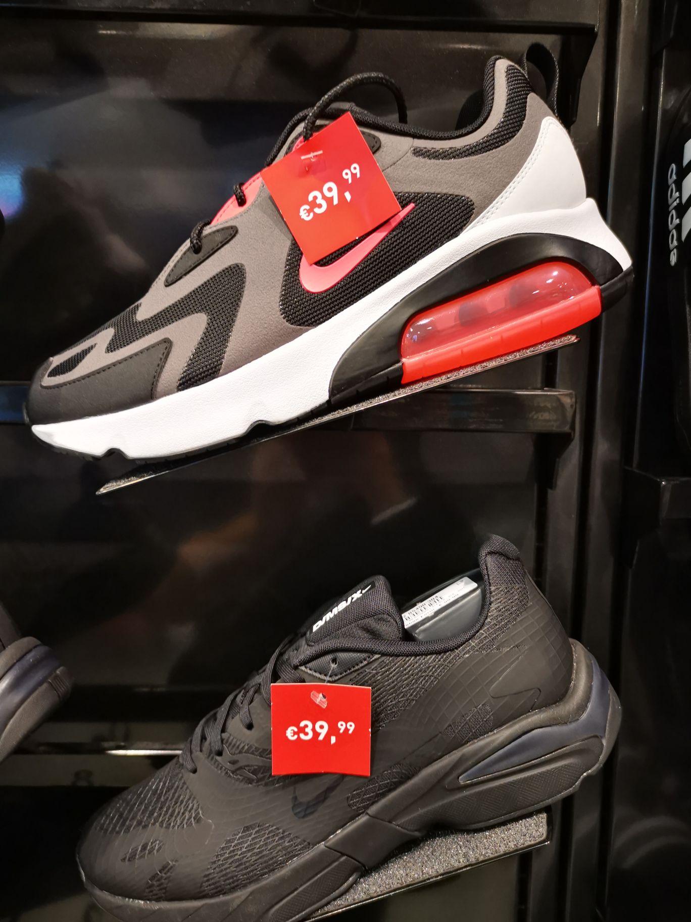 Baskets Nike Air Max 200 React (Noyelles-Godault 62)