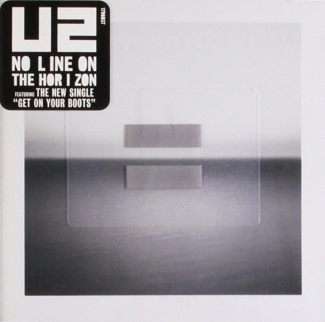 Album U2 No Line on the Horizon (inclus livret 24 pages)