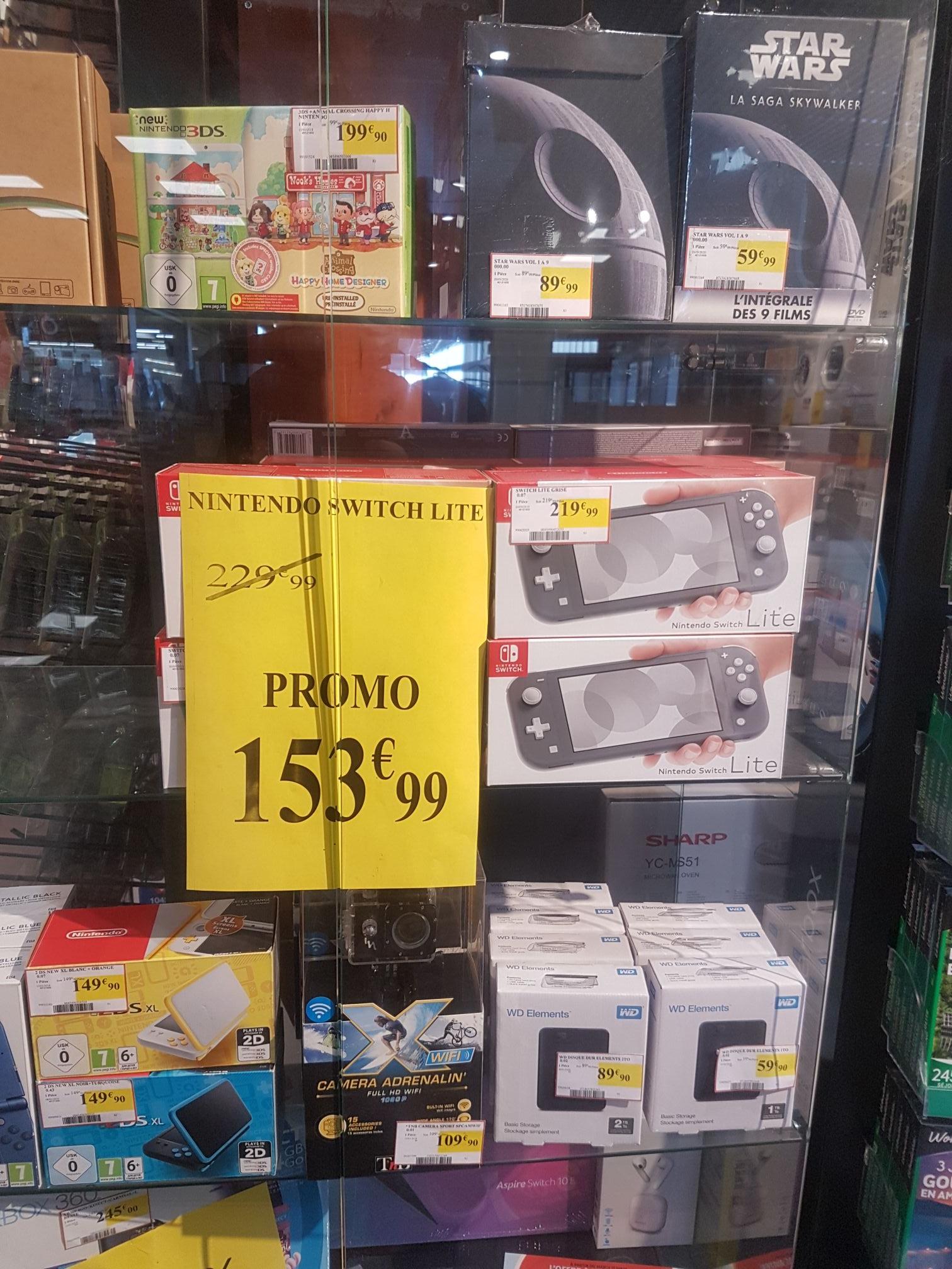 Console Nintendo Switch Lite - Marennes (17)