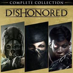 Dishonored Complete Collection sur PS4 (Dématérialisé)