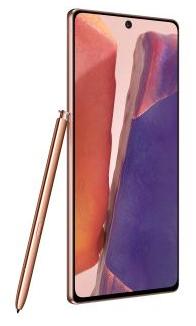 """Précommande : Smartphone 6.7"""" Samsung Galaxy Note 20 256 Go Bronze + 3 Mois Xbox Game Pass + Manette Moga XP5-X Plus et chargeur sans fil"""