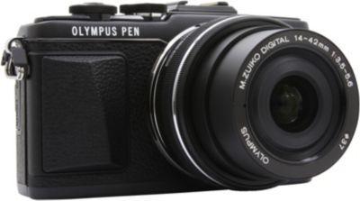 Appareil photo hybride Olympus Pen E-PL7 + Objectif 14-42mm EZ